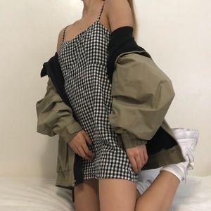 Brandy Melville Gingham dress